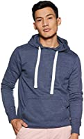 Amazon Brand - Symbol Men's 60% Cotton & 40% Polyester Sweatshirt