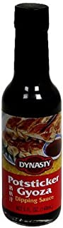 KC Commerce Dynasty Gyoza Dipping Sauce, 5-Ounce Bottle (Pack of 3)
