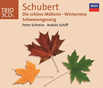 Schubert: Song Cycles