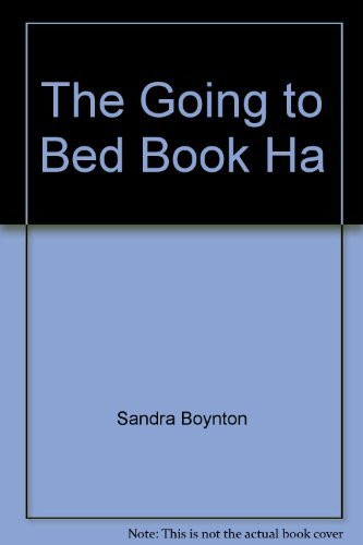 The Going to Bed Book Ha