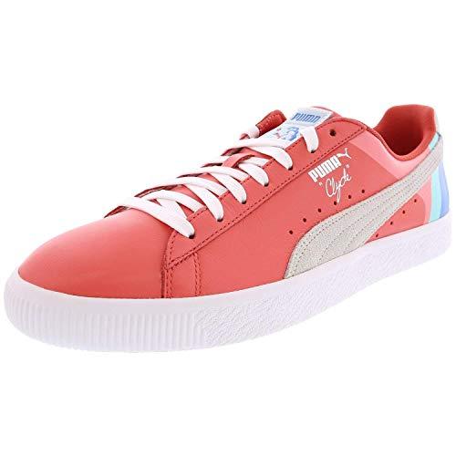 PUMA Mens 00-73PR143R-XO Low Top Lace Up Fashion, Porcelain Rose, Size 10.0