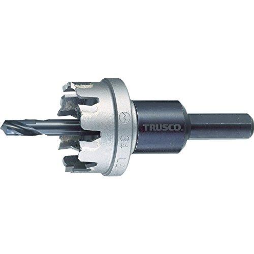 TRUSCO(トラスコ) 超硬ステンレスホールカッター 54mm TTG54
