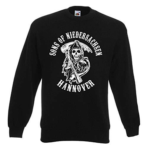 Sons of Niedersachsen Hannover Herren Sweatshirt Ultras