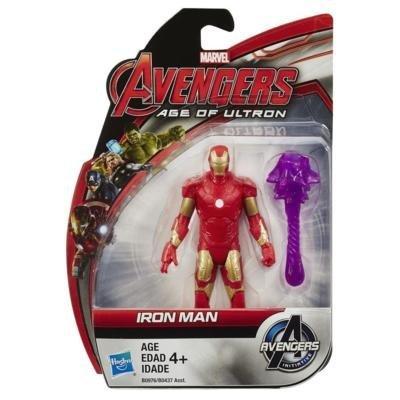 Marvel Avengers Age of Ultron Iron Man 10 cm Figure - MARVEL B0976