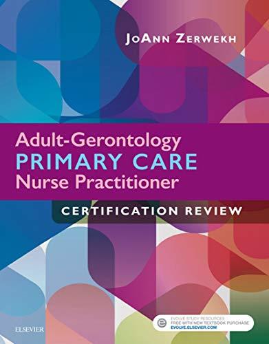 415kci8h4EL - Adult-Gerontology Primary Care Nurse Practitioner Certification Review - E-Book