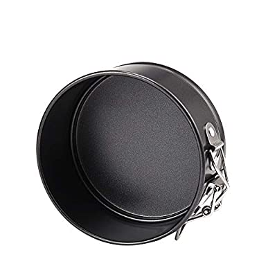 4 Inch Non-stick Springform Pan with Removable ...