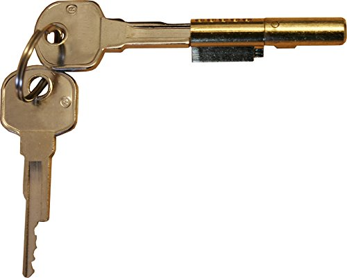 Alpertec 38501020K1 Schlüssellochsperrer für alle BB Schlösser Drückergarnitur Türdrücker Türbeschläge Neu