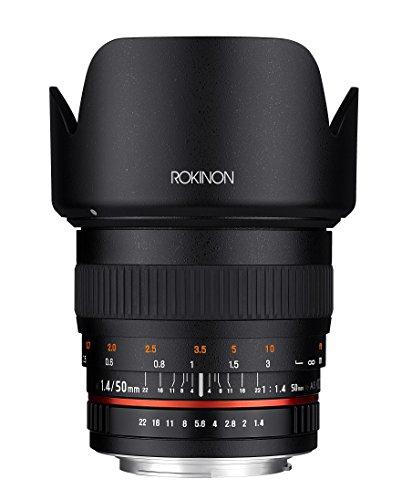 Rokinon 50mm F1.4 Lens for Sony E Mount