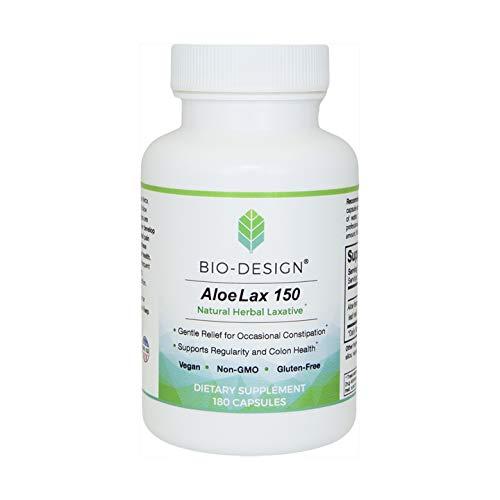 Biodesign - Aloe Lite 150 Mg 180 Caps [Health And Beauty]