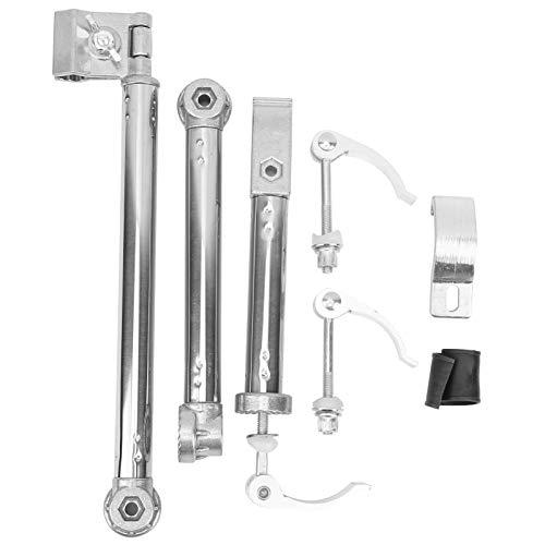 Snufeve6 Porte-vélos de Parapluie, Support de Parapluie de vélo Matériau en Alliage d'aluminium de Haute qualité Solide et Durable pour vélos électriques pour vélos pour Pluie
