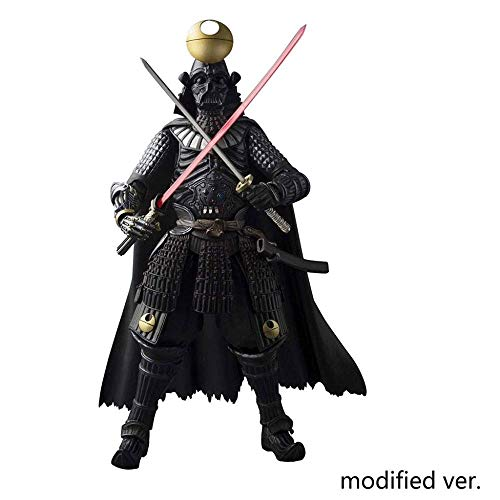XFHJDM-WJ Modell Samurai General Darth Vader Todesstern Rüstung Figur-8