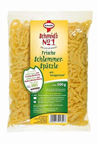 Schmid´s No 1 Frische Schlemmerspätzle 6x500g