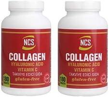 Ncs Collagen Hyaluronic Acid 2 Kutu 360 Tablet Kolajen