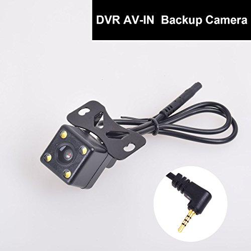 Digitaler Universal-Camcorder für das Auto, Digital Video Recorder zur Montage am Rückspiegel