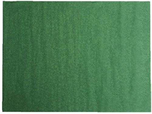 【超厚口・大】グリーンパーチ 魚 肉 紙 薄紙 緑の紙 保存 熟成保存 業務用 耐水紙 包装紙【500枚】