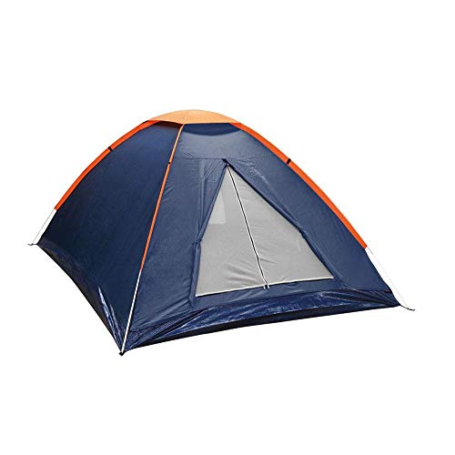 NTK Panda 2 Person 6.7 by 4.7 Foot Sport Camping Dome Tent 2 Seasons