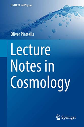 Lecture Notes in Cosmology (UNITEXT for Physics)