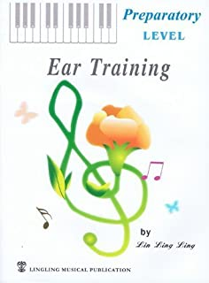 Ear Training Level 8 by Lin Ling Ling (2006-08-02)