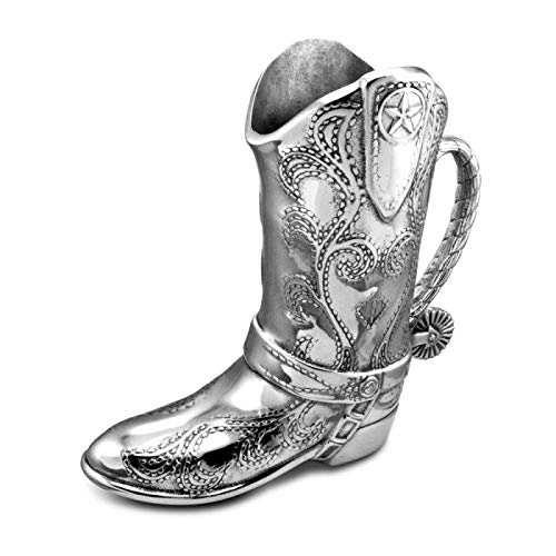 Wilton Armetale Cowboy Boot Pitcher For $59.99 – (58% Off)