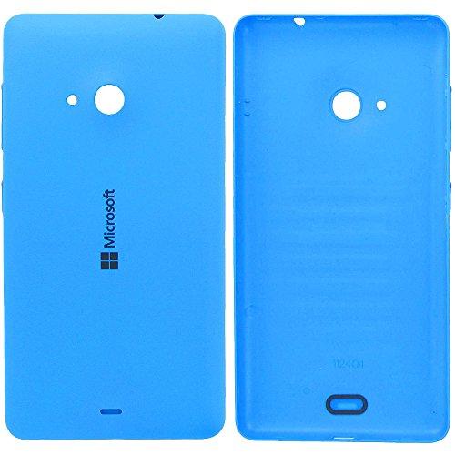 AGI Original Akkufachdeckel Cyan für Microsoft Lumia 535 Original