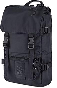 Topo Designs Rover Pack Mini - Black/Black