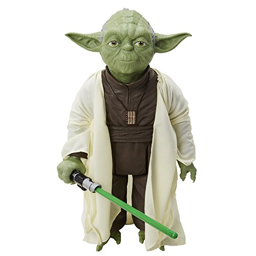 Star Wars Classic Giant Sized Yoda Action Figure