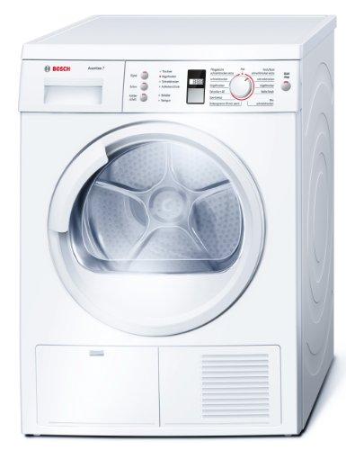 Bosch WTE86305 Kondenstrockner Avantixx 7 / B / 7 kg  / 3.9 kWh / weiß / SensitiveDrying / DUO-Tronic