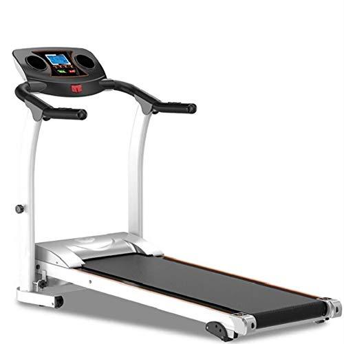 XIAOBAI Faltbares Cardio Fitness-Laufgerät mit eingebautem Lautsprecher Tragbares Laufband-Fitnessgerät für das Heim-Fitnessstudio