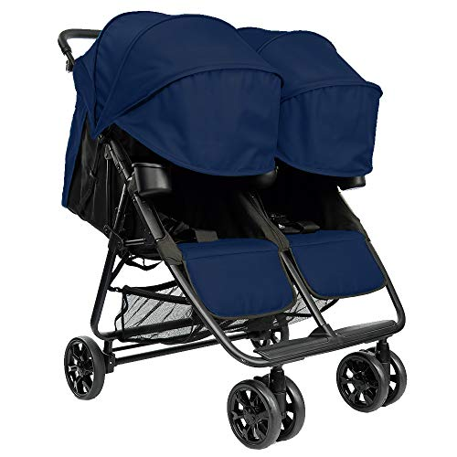 ZOE XL2 Best Double Stroller Review