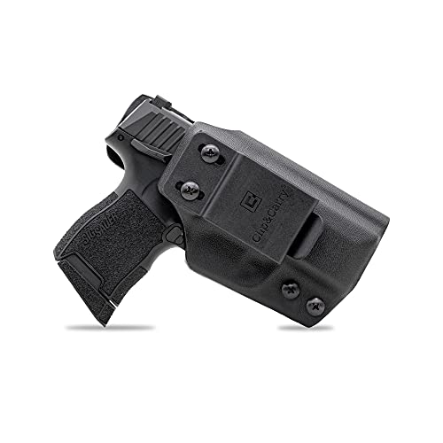 Clip & Carry IWB Kydex Holster for The Ruger LCP 2 / LCP II...