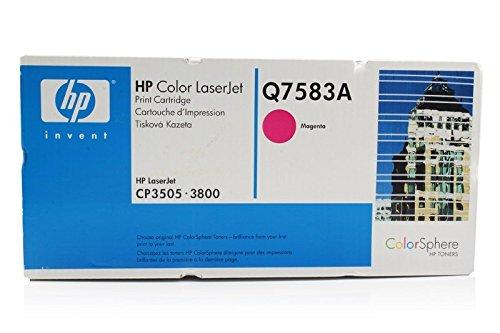 HP Original Q7583A 503A fur Color Laserjet 3800 N Premium Drucker Kartusche Magenta 6000 Seiten
