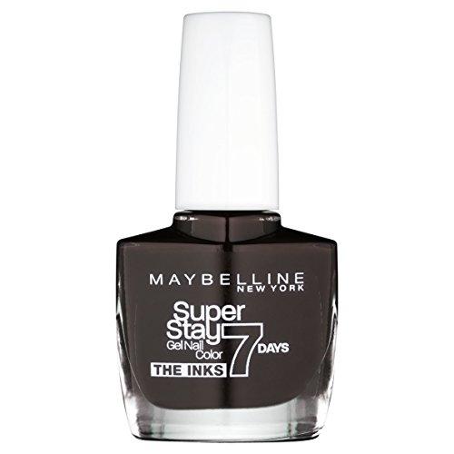 Maybelline Vernis à Ongles Super Stay 7 Jours couleur vert émeraude 10 ml