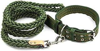 Mumoo Bear Dog Rope Traction Belt Golden Dog Collar Dog Chain Traction Satsuma Tibetan Mastiff CWSZ1K