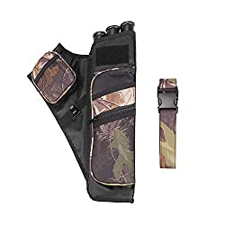 Hip Quiver Training Archery Arrow Quiver
