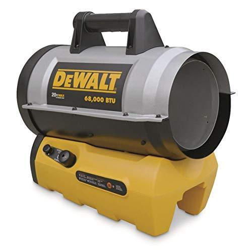 DEWALT 68,000 BTU Hybrid Portable For