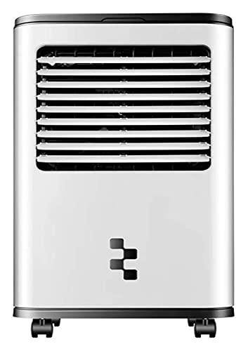 OYY Manufacture Aire Acondicionado portátil móvil Refrigerador de Aire Fan del Enfriador de Aire 3 en 1 Dispositivo de combinación Purificador de Aire de enfriamiento Evaporamiento multifunción, 150W