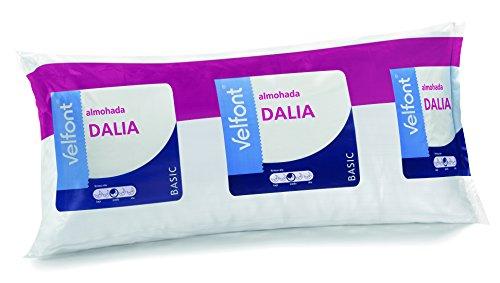 Velfont Almohada Dalia Blanca 105 cm