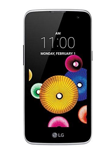 Preisvergleich Produktbild LG K4 K130,  Dual SIM,  4 G,  8 GB,  weiß,  Smartphone (11, 4 cm (4, 5 Zoll),  8 GB,  5 MP,  Android 5.1.1,  weiß)