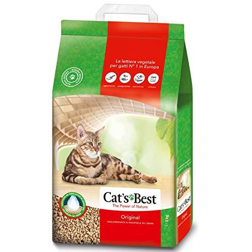 Cat'S Best - Arenero para gatos Okoplus, de 3Kg