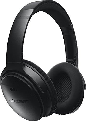Bose QuietComfort 35 wireless headphones ワイヤレスノイズキャンセリングヘッドホン ブラック【国内正規品】