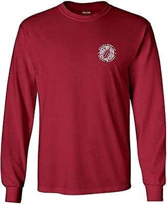 Koloa Surf Hawaiian Turtle Long Sleeve T-Shirt-Cardinal-XL
