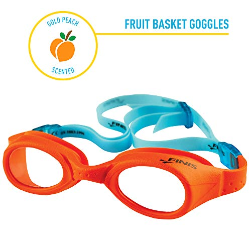 Fruit Basket Goggles Gold Peach