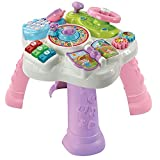 VTech - 181565 - Ma Table d'Activité Bilingue - Rose - Version FR
