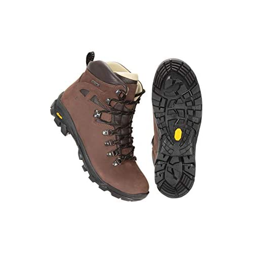 415kyjWKjxL. SS500  - Mountain Warehouse Odyssey Extreme Waterproof Womens Vibram Boots - Durable Ladies Hiking Shoes, Cushioned Footbed…