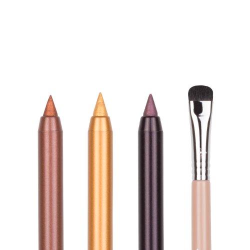 Sigma beauty - extended wear eye liner kit - warm