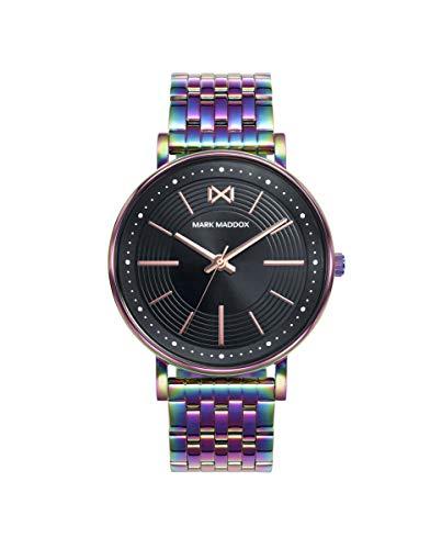MARK MADDOX - Reloj Acero IP Rainbow Brazalete Sra Notting Mm - MM0104-99