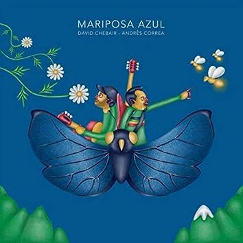 Mariposa Azul (feat. Andrés Correa)