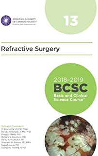 2018-2019 BCSC (Basic and Clinical Science Course), Section 13: Refractive Surgery