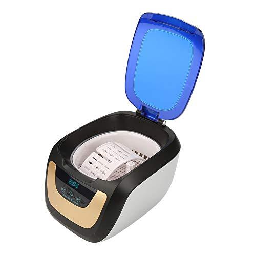 Ultraschallreiniger, 750 ml Digitaler Ultraschall-Wellenberührungsreiniger, Ultraschallreinigungsgerät, für Brillenschmuck, Uhren, Schmuck, CDs, Rasierkopf
