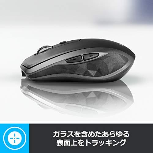 415l 66NggL-「Logicool MX Master 2S」ワイヤレスレーザーマウスを購入したのでレビュー!